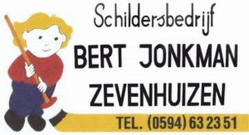 Schildersbedrijf Bert Jonkman