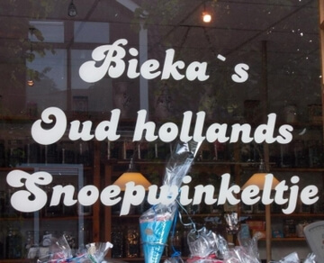 Bieka Snoepwinkel
