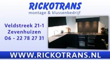 Ricko Montage en klussenbedrijf