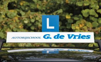 Rijschool G de Vries