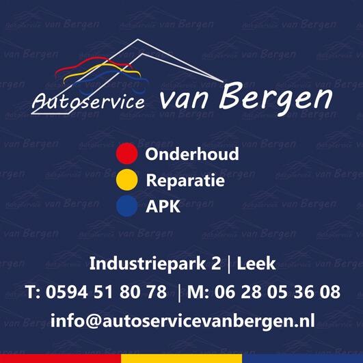 Autoservice van Bergen